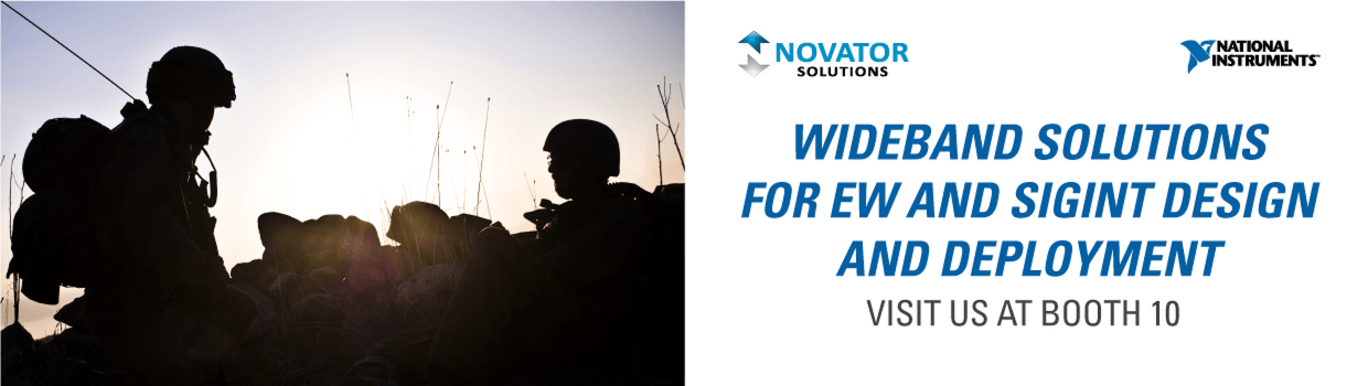 Novator Solutions & National Instruments